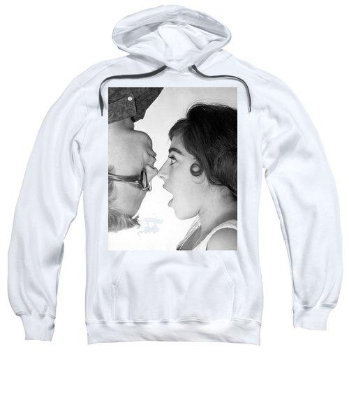 Nose To Nose Sweatshirt