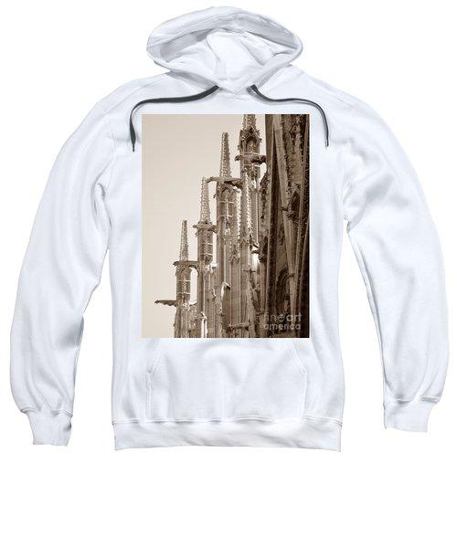 Notre Dame Sentries Sepia Sweatshirt