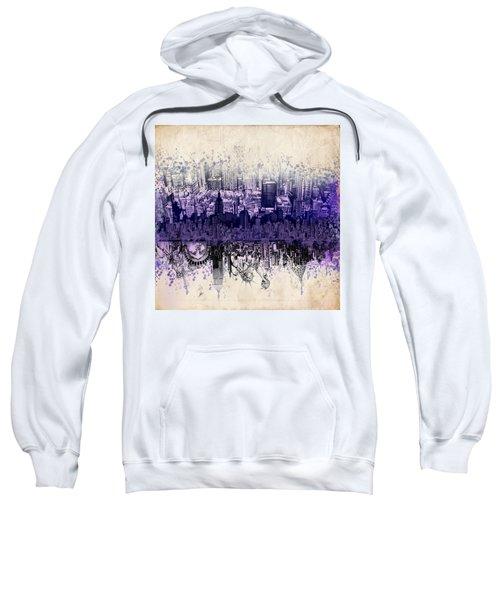 Nyc Tribute Skyline 2 Sweatshirt