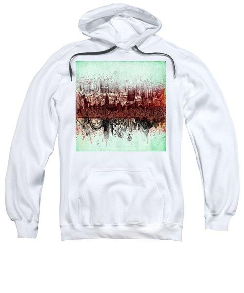 Nyc Tribute Skyline 3 Sweatshirt