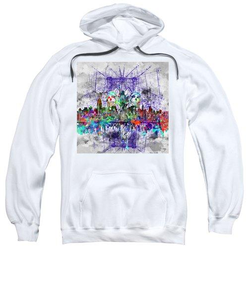 Nyc Tribute Skyline 4 Sweatshirt