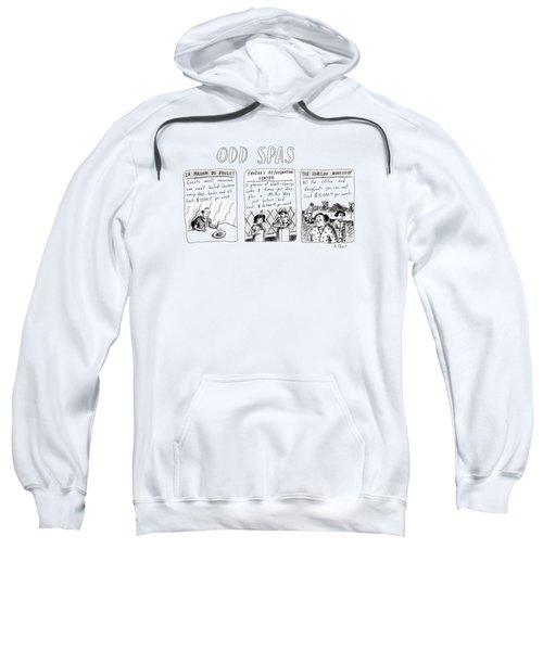 Odd Spas Sweatshirt