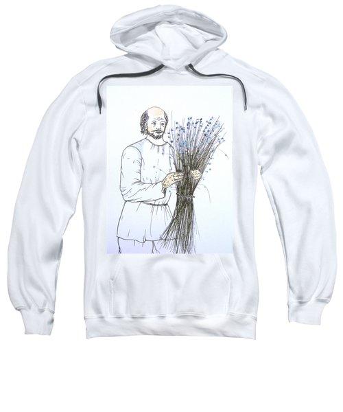 Old Man And Flax Sweatshirt