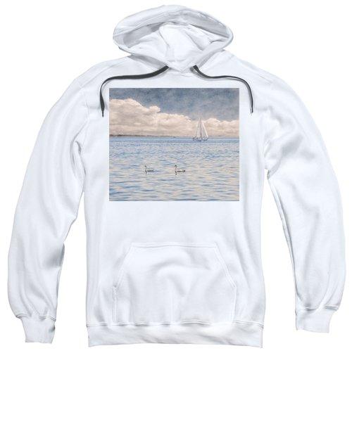 On A Summer's Breeze Sweatshirt