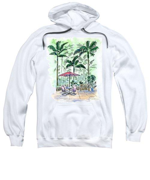 On The Lanai Sweatshirt