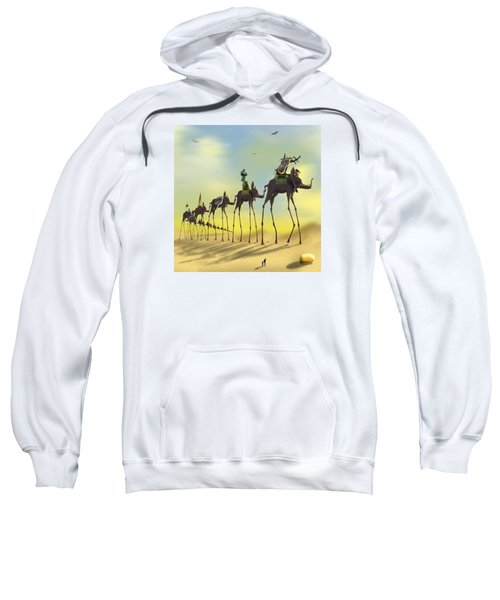 On The Move 2 Without Moon Sweatshirt