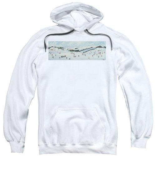 On The Slopes Sweatshirt