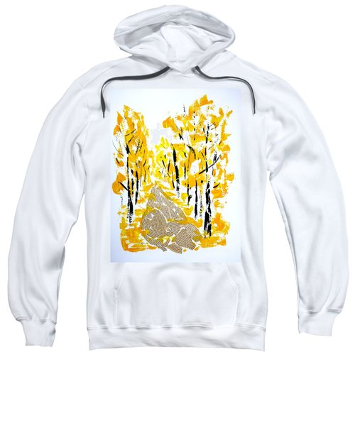 On The Way To School Sweatshirt