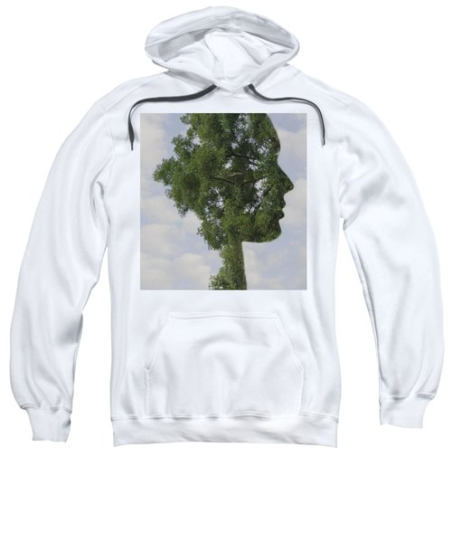 One With Nature Sweatshirt