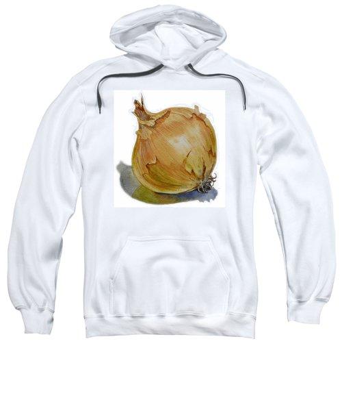 Onion Sweatshirt by Irina Sztukowski