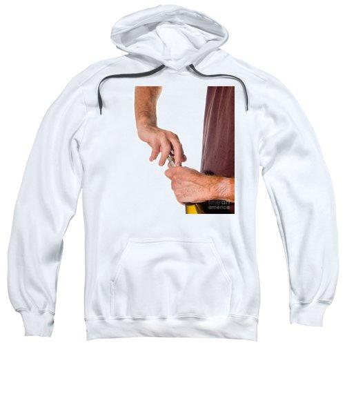 Opening Wine Q Sweatshirt