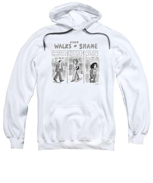 Other Walks Of Shame -- Just Found Sweatshirt