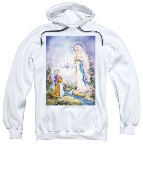 Our Lady Of Lourdes Sweatshirt