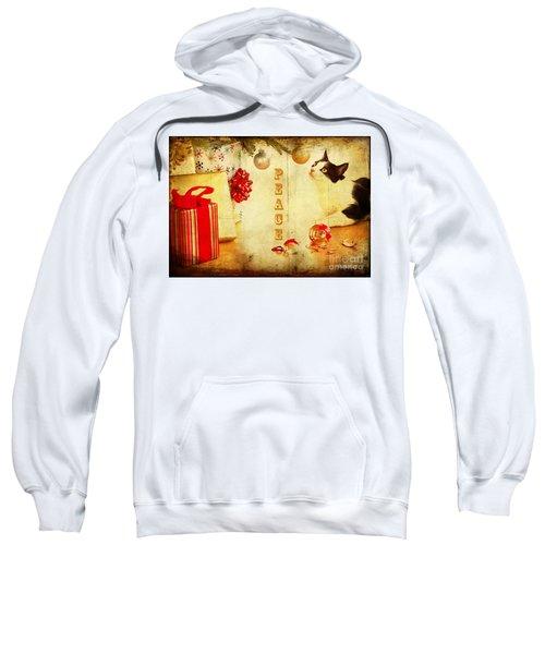 Peace And Joy To All Sweatshirt
