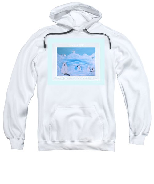Peace On Earth Sweatshirt