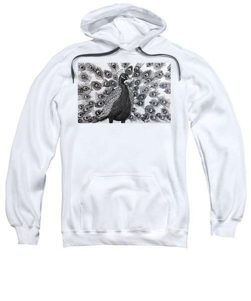 Peacock Walk Sweatshirt