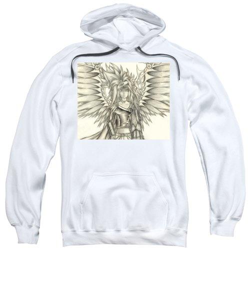 Pelusis God Of Law And Order Sweatshirt