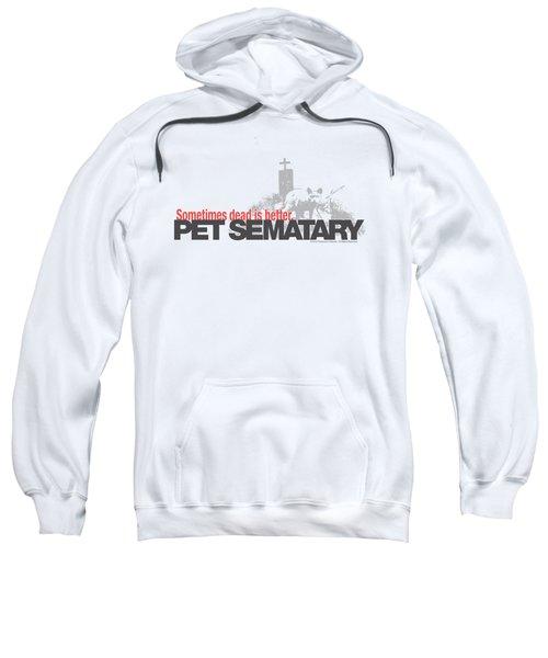 Pet Sematary - Logo Sweatshirt