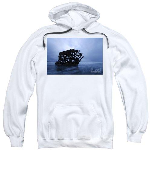 Peter Iredale Shipwreck Oregon 3 Sweatshirt