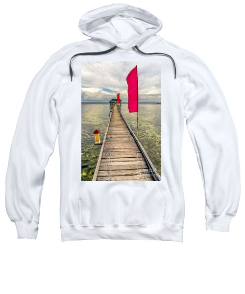 Pier Flags Sweatshirt