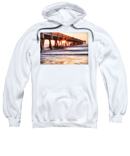 Pier Sunrise Too Sweatshirt