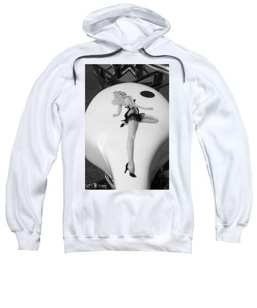 Pin Up Sweatshirt