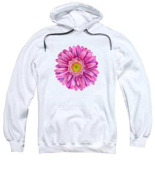 Pink Gerbera Daisy Sweatshirt