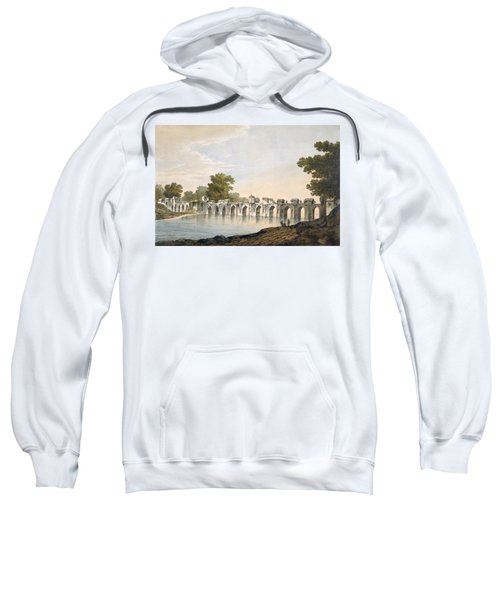 Pl. 34 A View Of The Bridge Sweatshirt