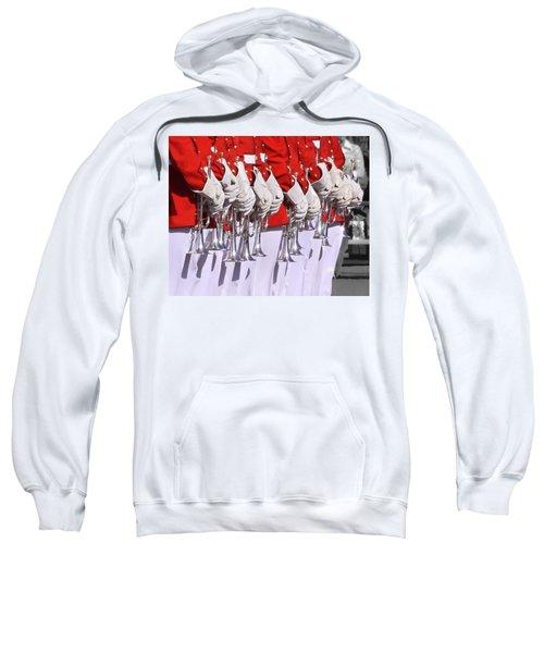 Play A Patriotic Song Sweatshirt