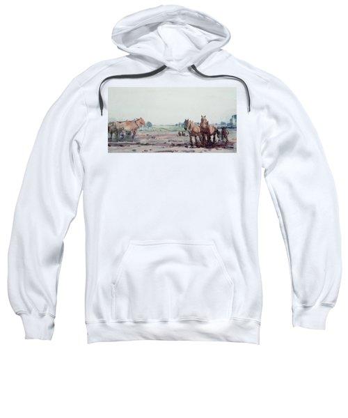 Plow Horses Sweatshirt