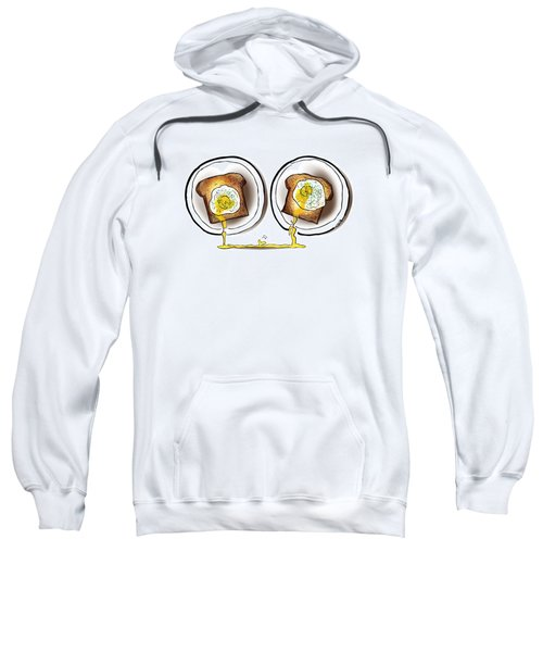 Poached Egg Love Sweatshirt
