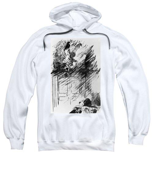 Poe The Raven Sweatshirt