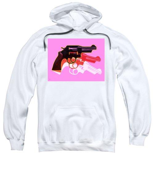 Pop Handgun Sweatshirt