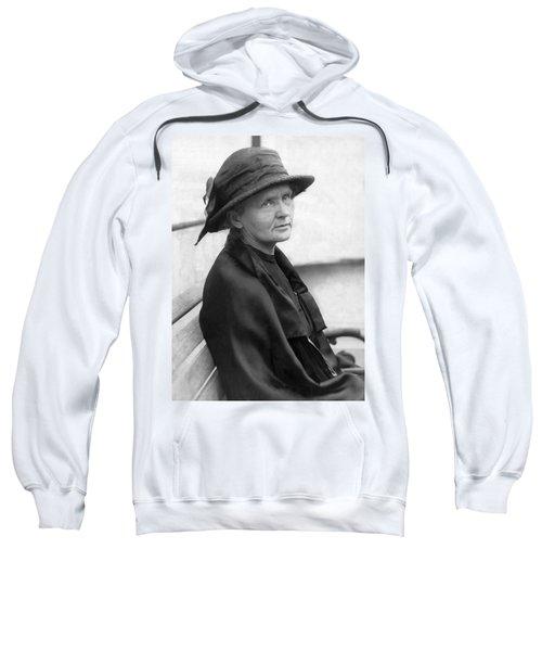Portrait Of Marie Curie Sweatshirt