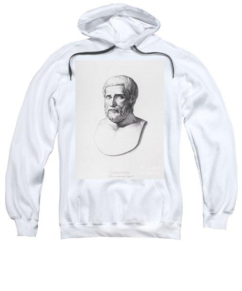 Portrait Of Pythagoras Sweatshirt