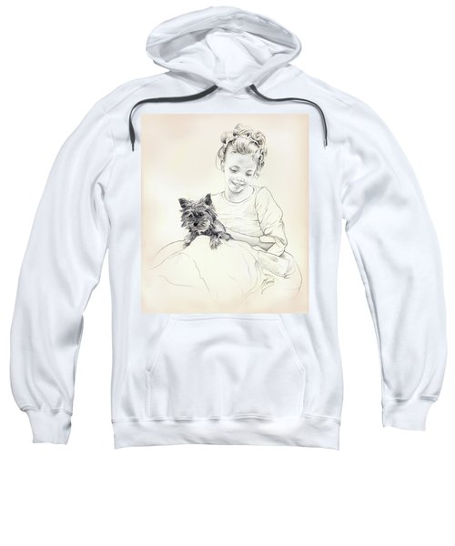 Portrait Of Sylwia Sweatshirt