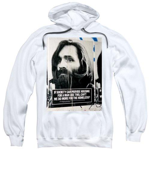 Poster Boy Charlie Sweatshirt