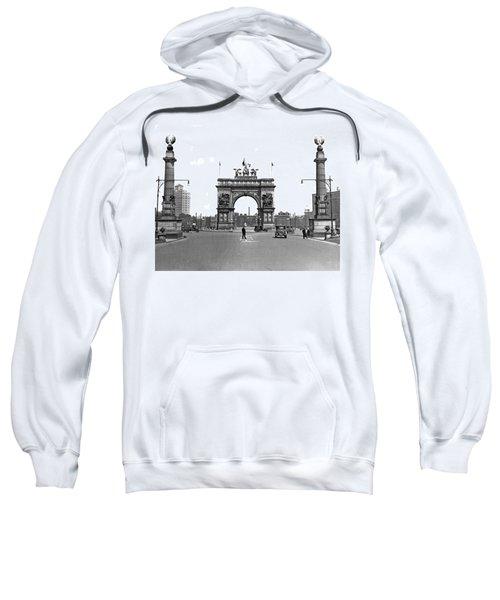 Prospect Park In Brooklyn Sweatshirt