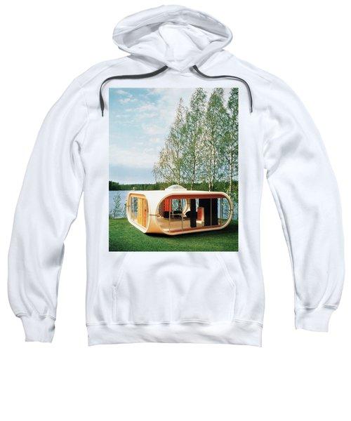 Prototype Of Polykem Molded House Sweatshirt