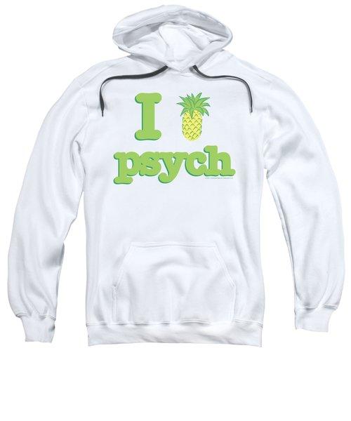 Psych - I Like Psych Sweatshirt
