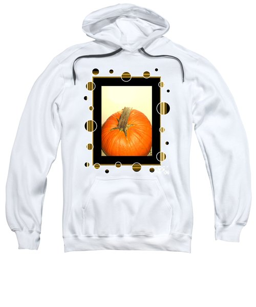 Pumpkin Card Sweatshirt