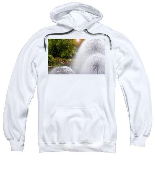 Punting On The Avon Sweatshirt