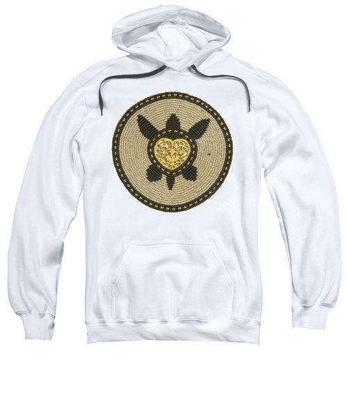 Golden Heart Sweatshirt