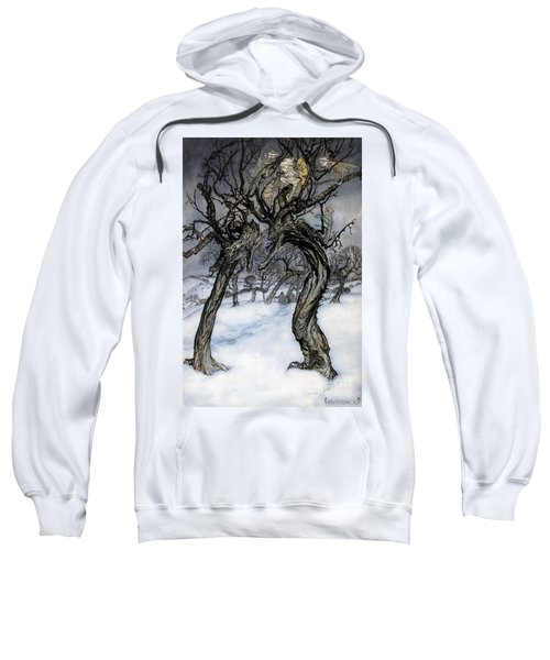 Rackham: Whisper Trees Sweatshirt