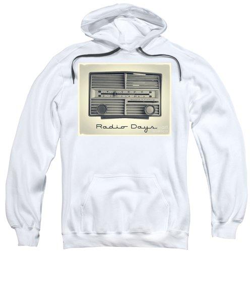 Radio Days Sweatshirt