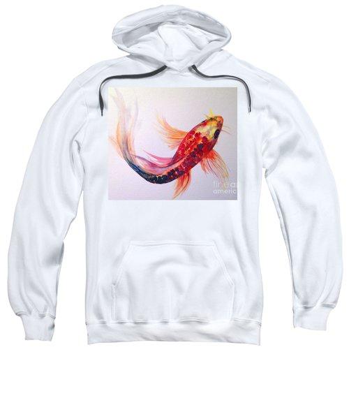 Rainbow Koi Sweatshirt
