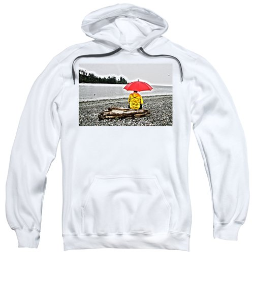 Rainy Day Meditation Sweatshirt