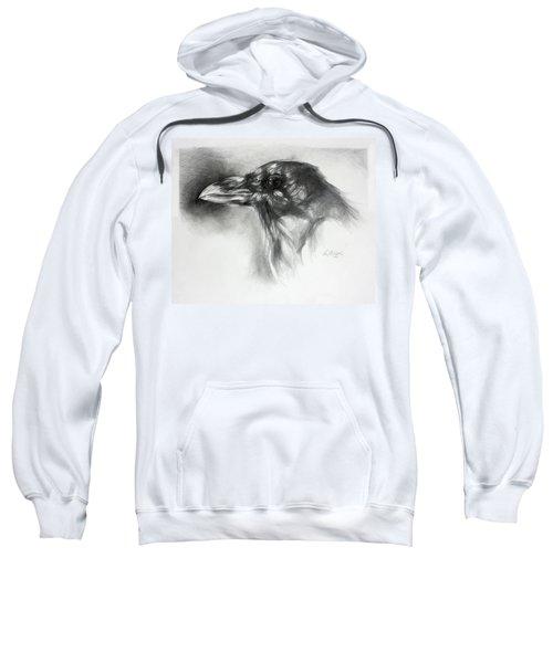 Raven Head Sweatshirt