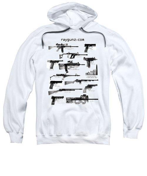 Raygunz Poster Sweatshirt