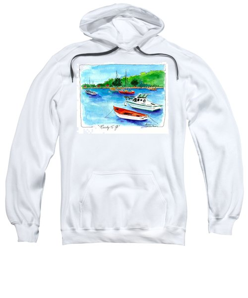 Ready To Go Sweatshirt